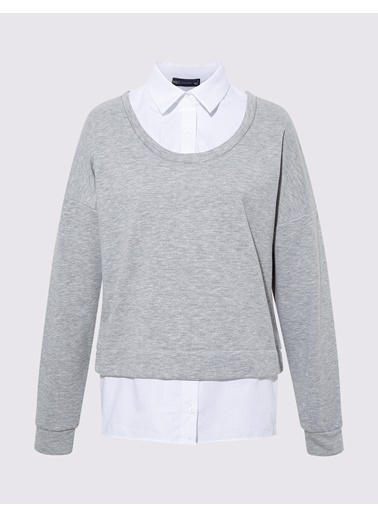 Marks & Spencer Sweatshirt Gri